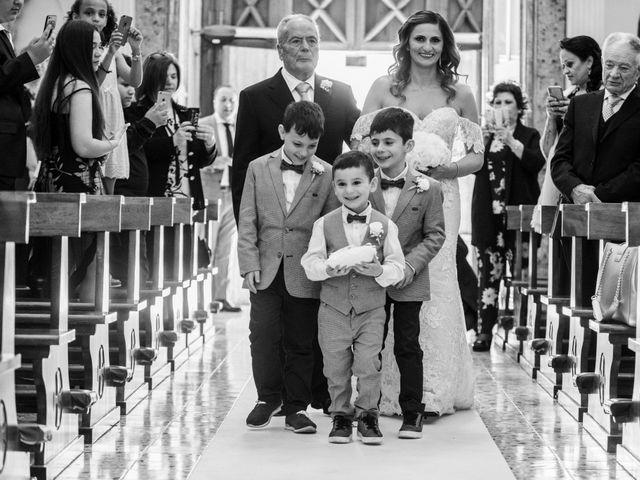 Il matrimonio di Leonardo e Maria Pia a Cassano delle Murge, Bari 9