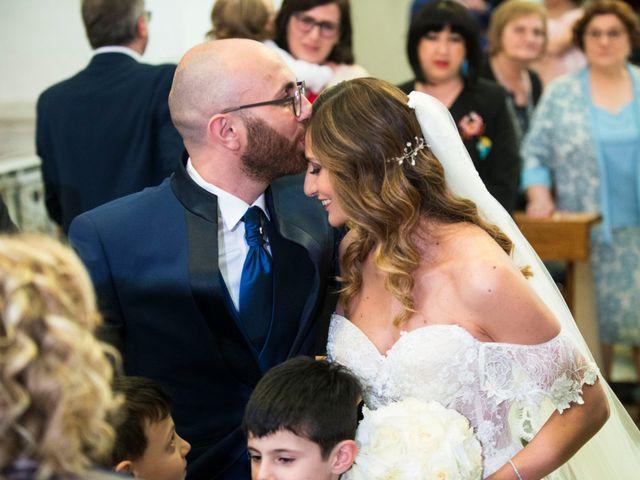 Il matrimonio di Leonardo e Maria Pia a Cassano delle Murge, Bari 10