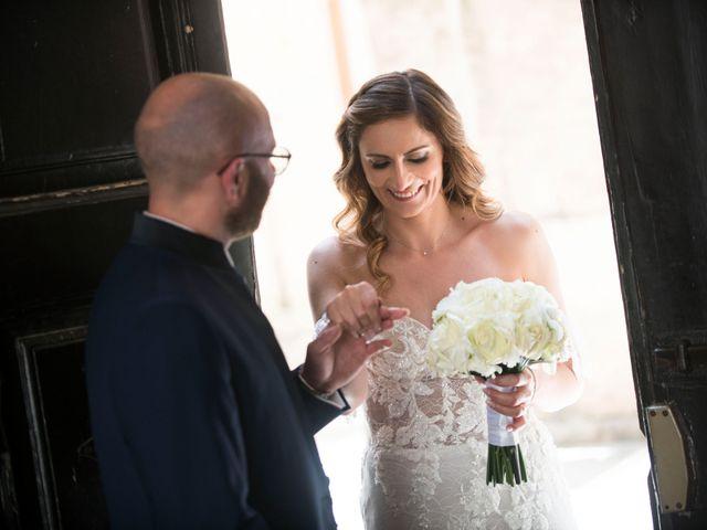 Il matrimonio di Leonardo e Maria Pia a Cassano delle Murge, Bari 15