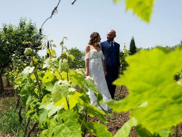 Il matrimonio di Leonardo e Maria Pia a Cassano delle Murge, Bari 16