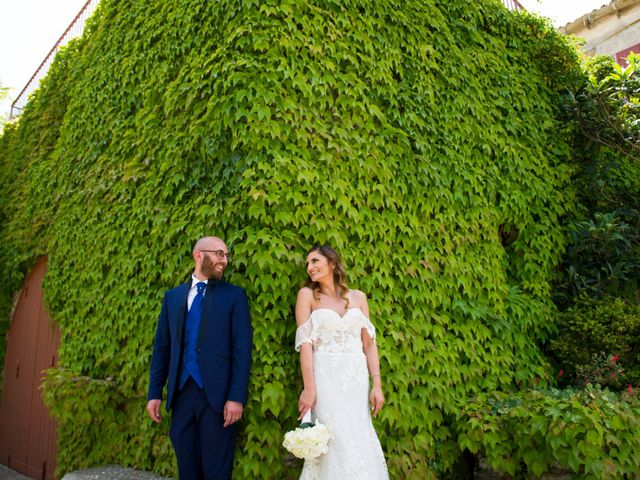 Il matrimonio di Leonardo e Maria Pia a Cassano delle Murge, Bari 18