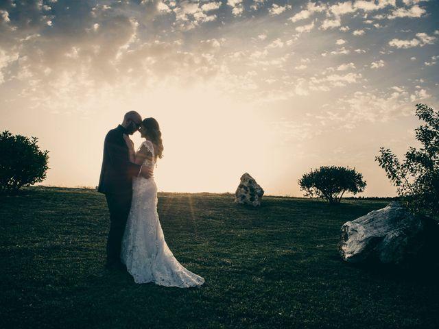 Le nozze di Maria Pia e Leonardo