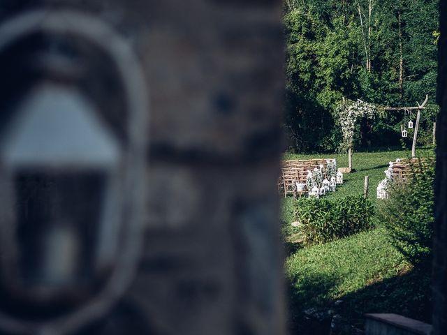 Il matrimonio di Sam e Liz a Pontremoli, Massa Carrara 6