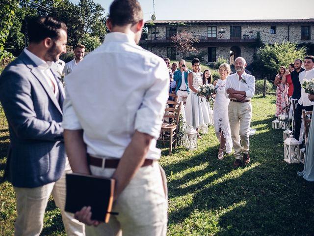 Il matrimonio di Sam e Liz a Pontremoli, Massa Carrara 13