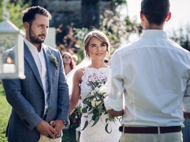 Il matrimonio di Sam e Liz a Pontremoli, Massa Carrara 14