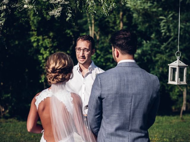 Il matrimonio di Sam e Liz a Pontremoli, Massa Carrara 15