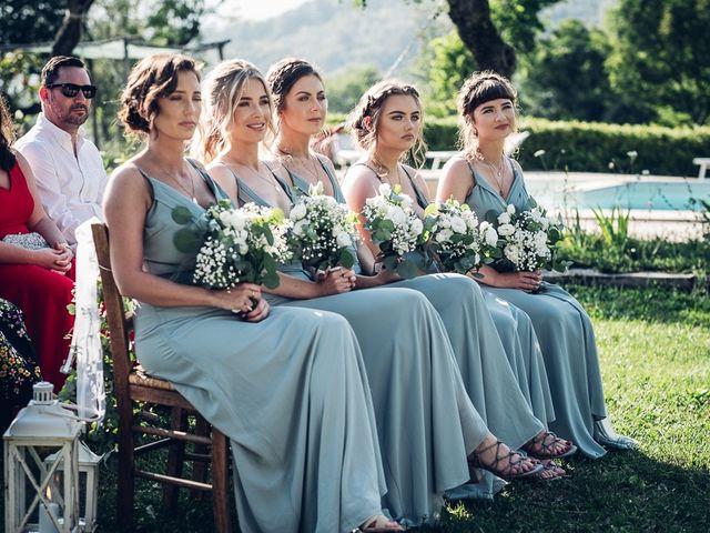 Il matrimonio di Sam e Liz a Pontremoli, Massa Carrara 17
