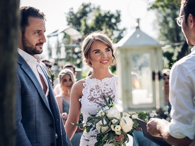 Il matrimonio di Sam e Liz a Pontremoli, Massa Carrara 18