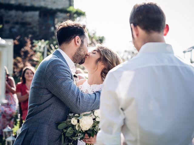 Il matrimonio di Sam e Liz a Pontremoli, Massa Carrara 19