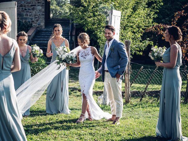 Il matrimonio di Sam e Liz a Pontremoli, Massa Carrara 20