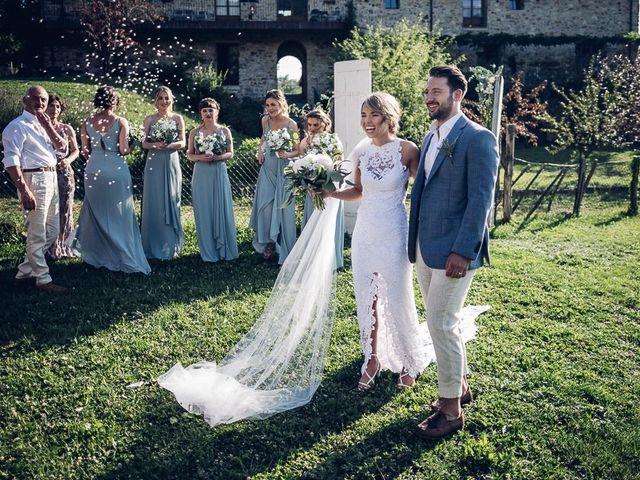 Il matrimonio di Sam e Liz a Pontremoli, Massa Carrara 22