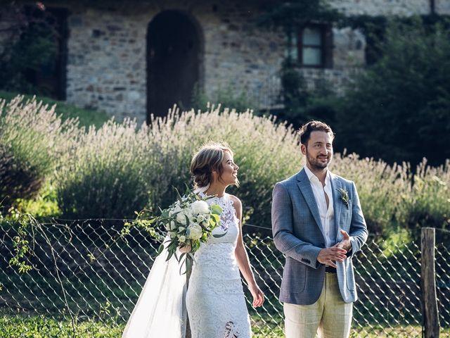 Il matrimonio di Sam e Liz a Pontremoli, Massa Carrara 23