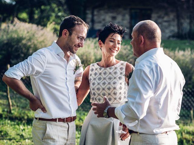 Il matrimonio di Sam e Liz a Pontremoli, Massa Carrara 24