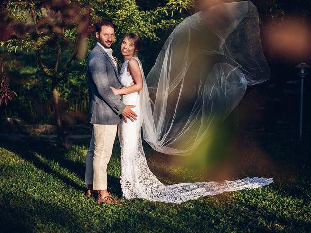 Il matrimonio di Sam e Liz a Pontremoli, Massa Carrara 25