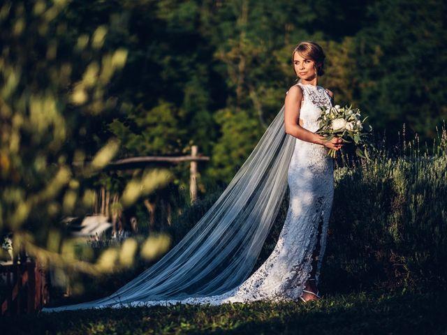Il matrimonio di Sam e Liz a Pontremoli, Massa Carrara 26