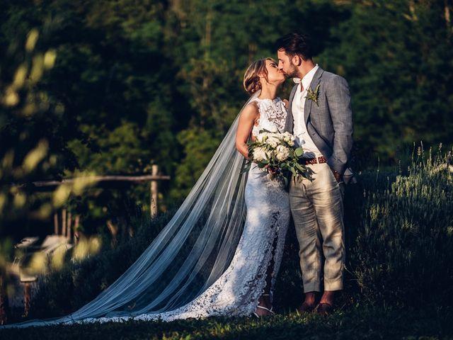Il matrimonio di Sam e Liz a Pontremoli, Massa Carrara 27