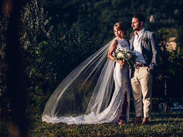 Il matrimonio di Sam e Liz a Pontremoli, Massa Carrara 28