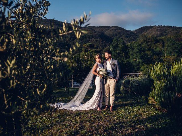 Il matrimonio di Sam e Liz a Pontremoli, Massa Carrara 29