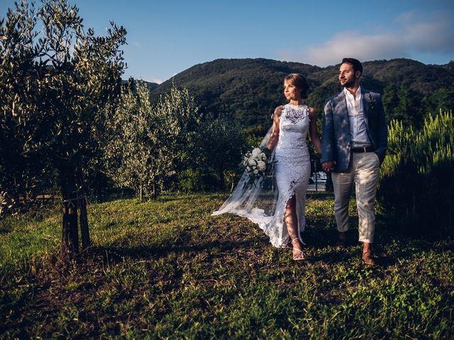 Le nozze di Liz e Sam