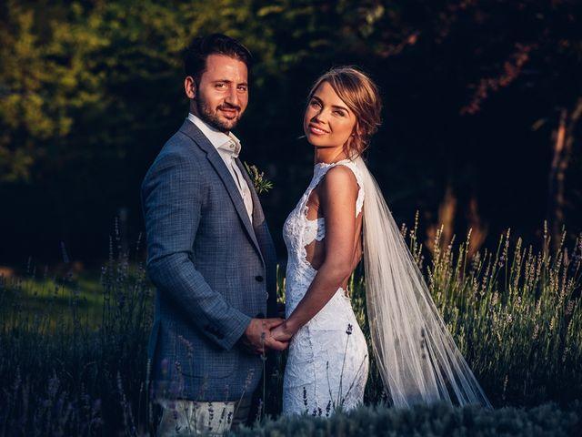 Il matrimonio di Sam e Liz a Pontremoli, Massa Carrara 32