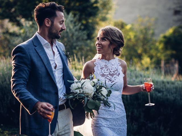 Il matrimonio di Sam e Liz a Pontremoli, Massa Carrara 33