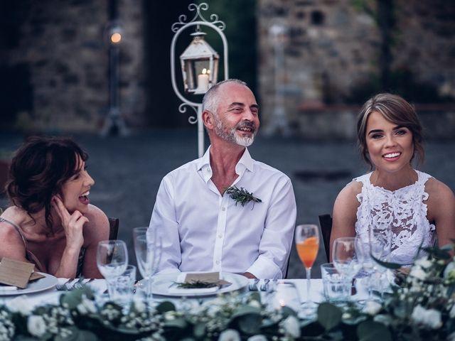 Il matrimonio di Sam e Liz a Pontremoli, Massa Carrara 39