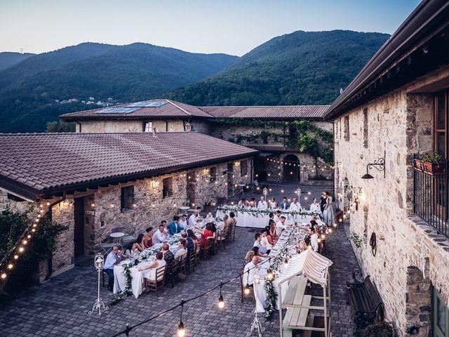 Il matrimonio di Sam e Liz a Pontremoli, Massa Carrara 40