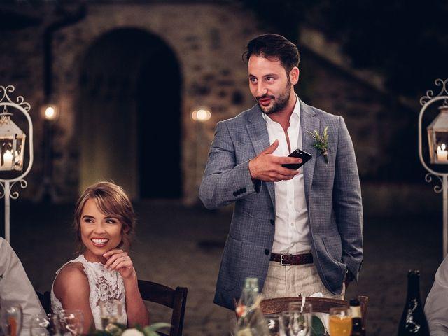 Il matrimonio di Sam e Liz a Pontremoli, Massa Carrara 41