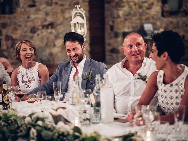 Il matrimonio di Sam e Liz a Pontremoli, Massa Carrara 45
