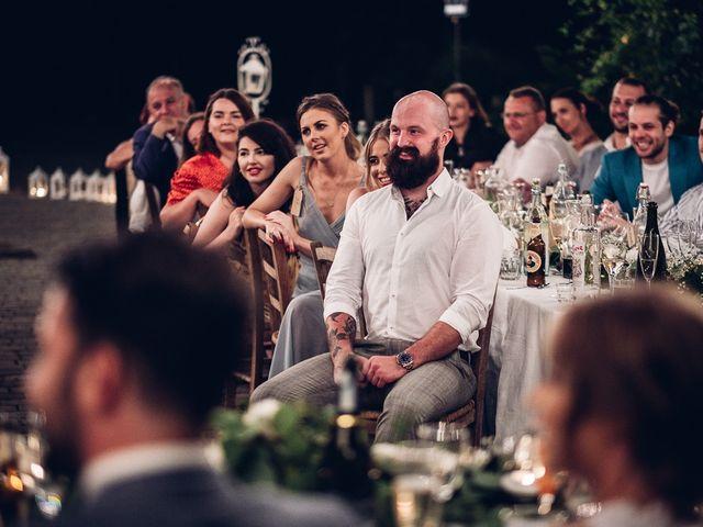 Il matrimonio di Sam e Liz a Pontremoli, Massa Carrara 46