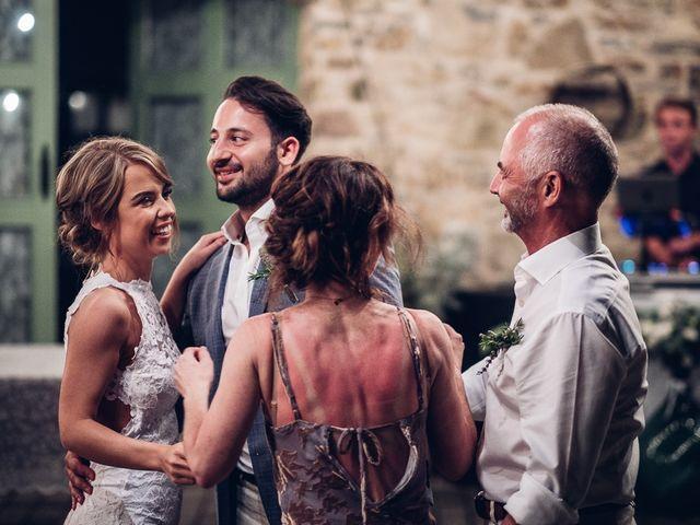 Il matrimonio di Sam e Liz a Pontremoli, Massa Carrara 48