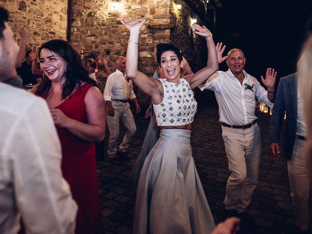 Il matrimonio di Sam e Liz a Pontremoli, Massa Carrara 53