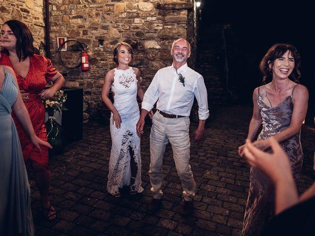Il matrimonio di Sam e Liz a Pontremoli, Massa Carrara 54