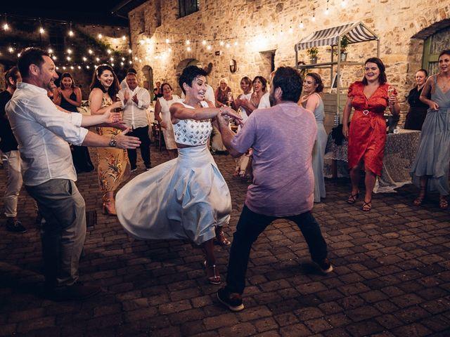 Il matrimonio di Sam e Liz a Pontremoli, Massa Carrara 57