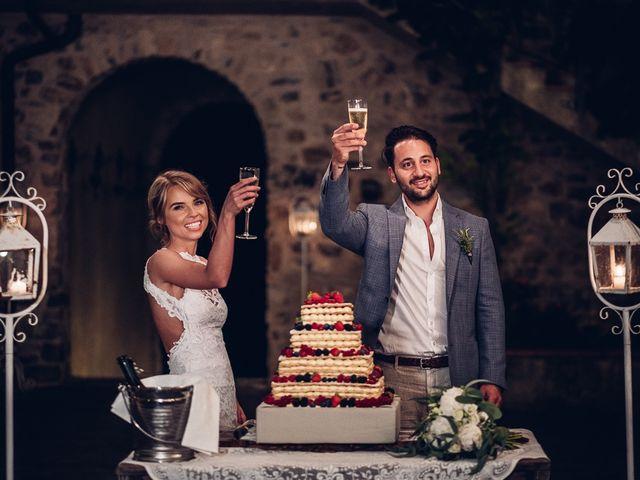 Il matrimonio di Sam e Liz a Pontremoli, Massa Carrara 59