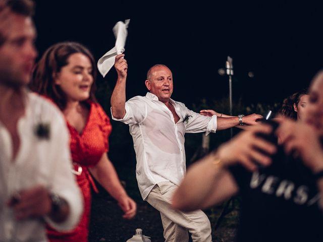 Il matrimonio di Sam e Liz a Pontremoli, Massa Carrara 63