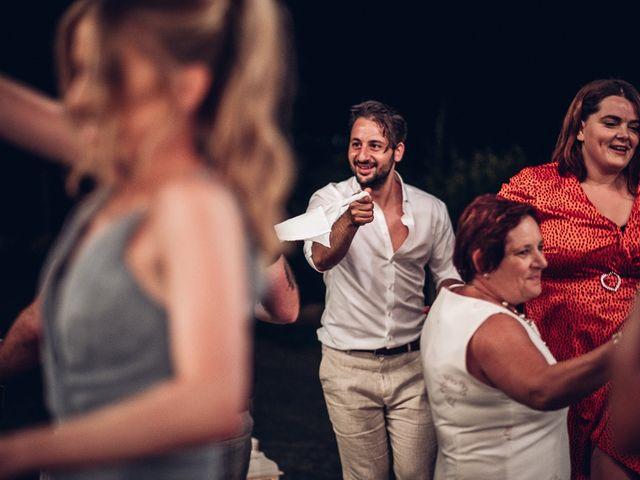 Il matrimonio di Sam e Liz a Pontremoli, Massa Carrara 64