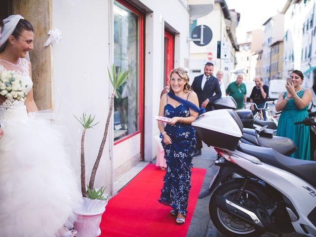 Il matrimonio di Alessio e Jennifer a Livorno, Livorno 29