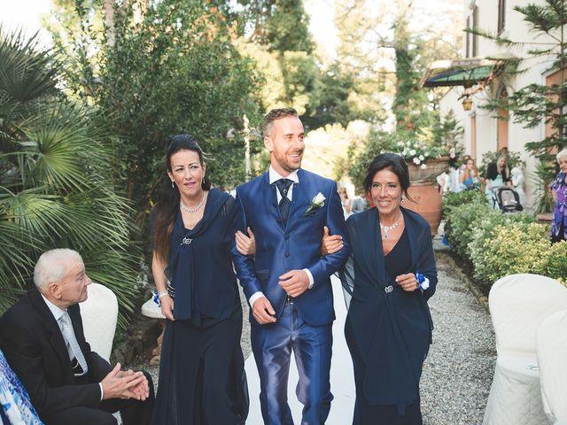 Il matrimonio di Alessio e Jennifer a Livorno, Livorno 33