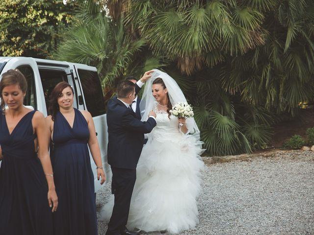 Il matrimonio di Alessio e Jennifer a Livorno, Livorno 34