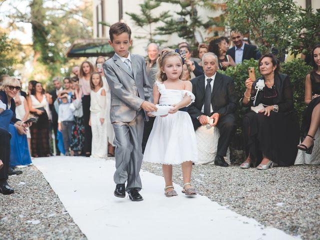 Il matrimonio di Alessio e Jennifer a Livorno, Livorno 40