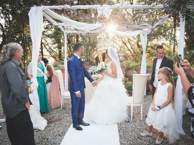 Il matrimonio di Alessio e Jennifer a Livorno, Livorno 47