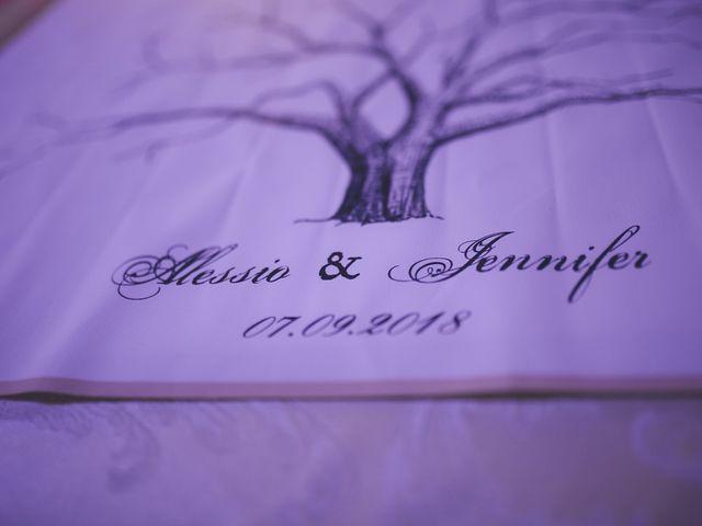 Il matrimonio di Alessio e Jennifer a Livorno, Livorno 67