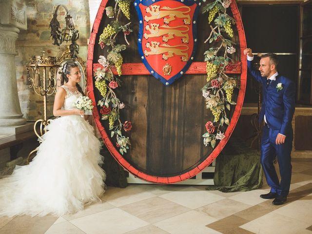 Il matrimonio di Alessio e Jennifer a Livorno, Livorno 70