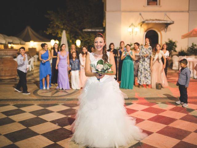 Il matrimonio di Alessio e Jennifer a Livorno, Livorno 78