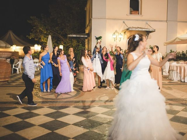 Il matrimonio di Alessio e Jennifer a Livorno, Livorno 80