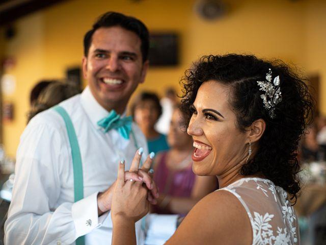 Le nozze di Brenda e Jonathan