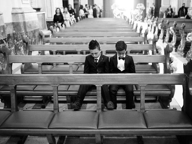 Il matrimonio di Simone e Erika a Calatafimi-Segesta, Trapani 9