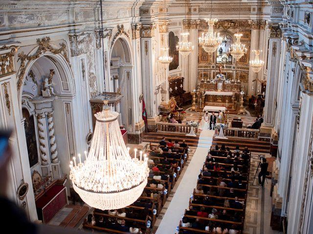 Il matrimonio di Simone e Erika a Calatafimi-Segesta, Trapani 14