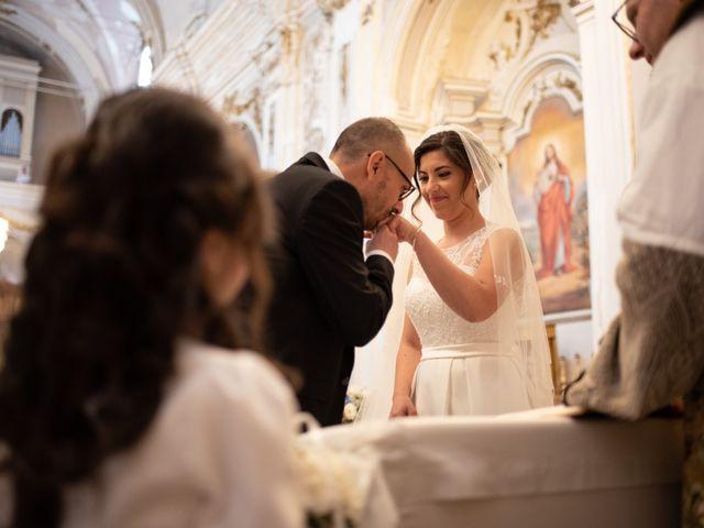 Il matrimonio di Simone e Erika a Calatafimi-Segesta, Trapani 15